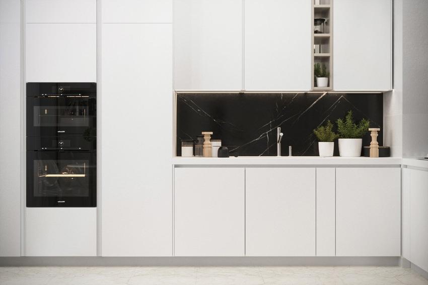 Дизайн-проект квартиры-студии 32 м.