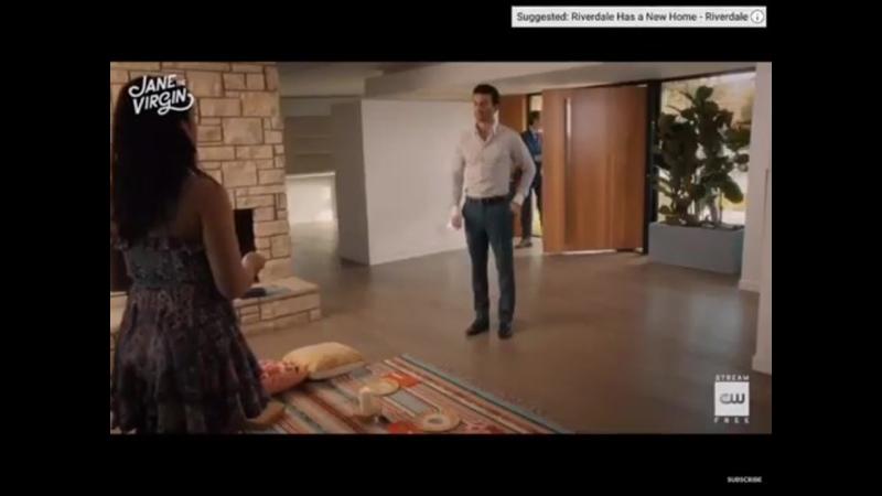 Девственница Джейн 5 сезон 8 серия клип