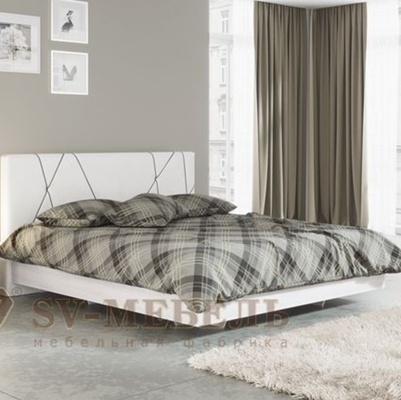 Кровать двойная № 1