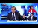 Zemmour Des minorités ont décidé de saccager lhistoire de France