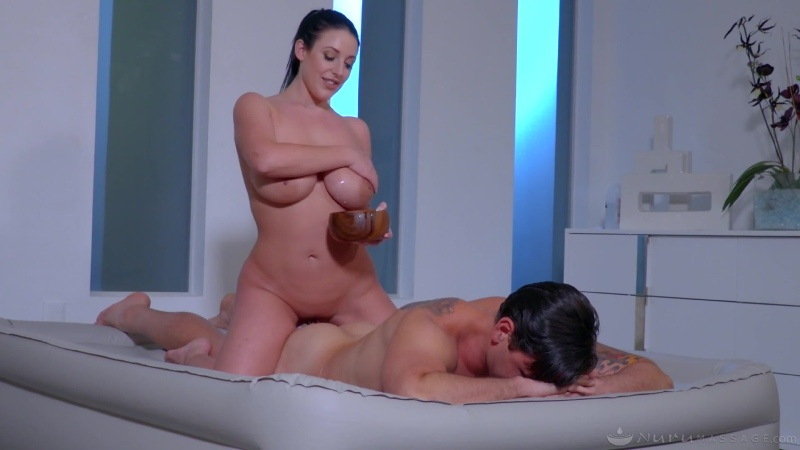 Friends Reacquainted - Angela White - Nuru Massage September 13, 2019 New Porn Big Oil Tits