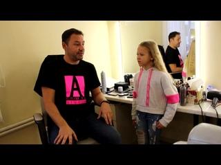 Варя взяла интервью у знаменитых стилистов ТВ-канала Россия1