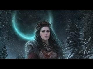 Мара - Богиня тьмы и зимы.