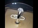 кольцо белое золото 585 пробы вес 4,86гр
