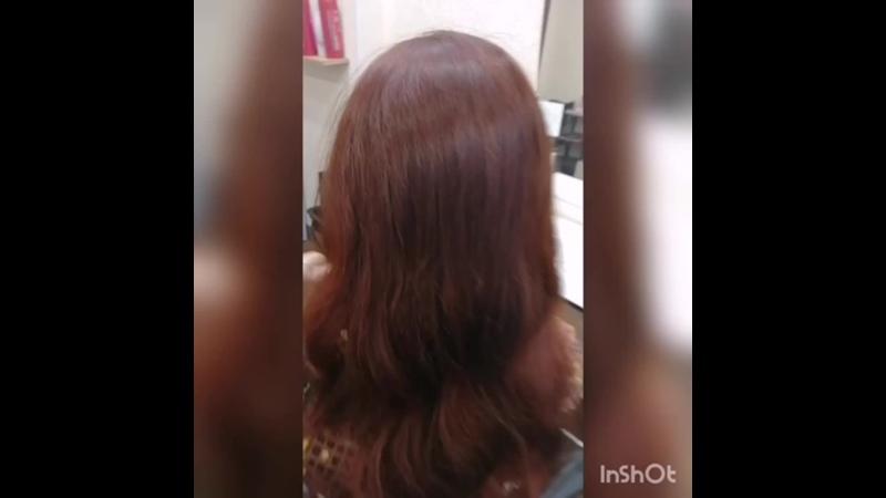 Восстановление волос на основе минирального комплекса