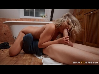 Anna Bailey - Getting The Shot (Big Tits, Blonde, Blowjob, Work Fantasies, All S