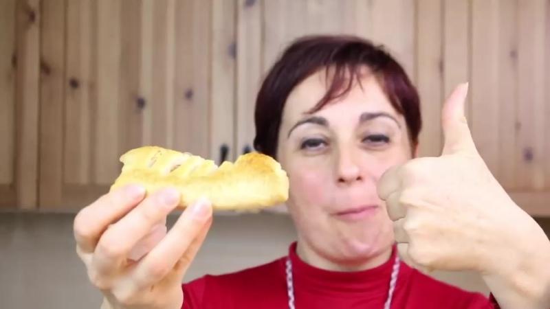 3 Ricette con Patate e Pasta Sfoglia - 3 рецепта с картофелем и слоеным тестом