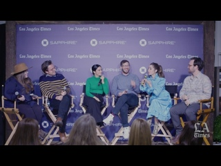 Palm Springs brings the funny with Andy Samberg and Cristin Milioti ¦ Sundance Film Festival 2020