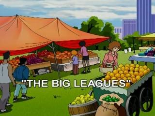 Статический шок S02E01 «Высшая лига» (русские субтитры) | Static Shock S02E01 Big Leagues