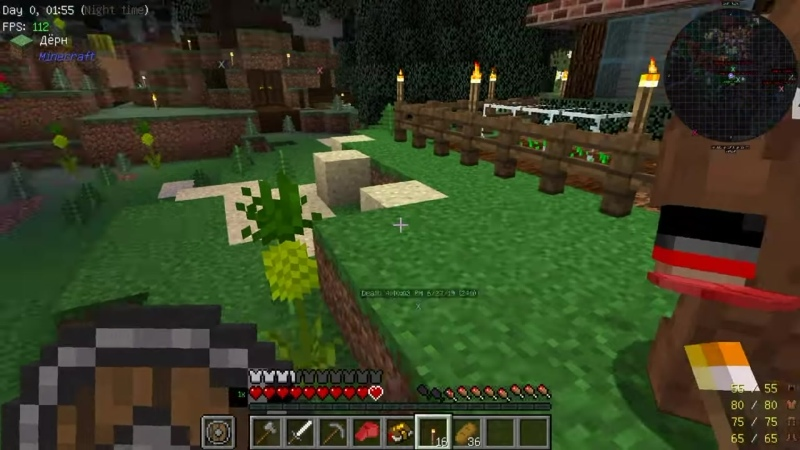 Мистик И КАК ТЫ СОБРАЛСЯ ВОЕВАТЬ 1 ПИРАТ И ГНОМ Minecraft Майнкрафт