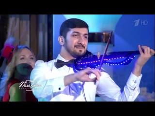 Ишхан Аджоян и коллектив «Волшебная скрипка»