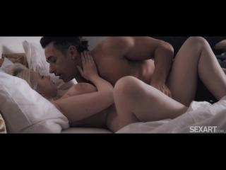 Roxy Risingstar Mugur - Morning Glow All Sex, Balcony, Barefoot, Bedroom, Blonde, Creampie, Breasts