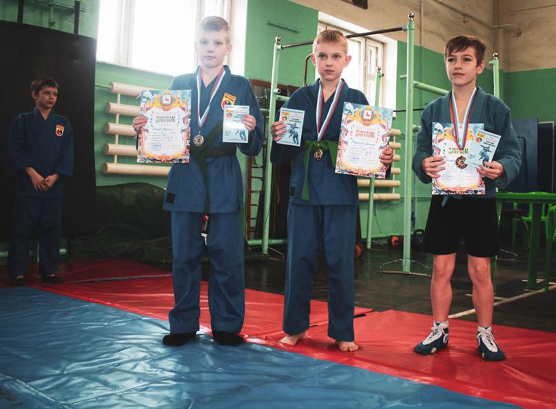 В Нижнем Новгороде прошёл открытый турнир по восточным боевым единоборствам в дисциплине Вьет Во Дао, изображение №7