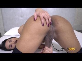 TransAtPlay Trans500 Alilne Garcia - Oh  Transsexuals, Shemale, Solo, Big Tits, Bubble Butt, Cumshot, Masturbation