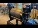 Вальцы трехвалковые RME-550x6mm