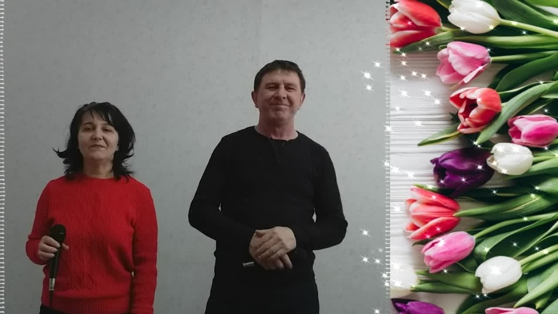 Галина Васильевна и Андрей Александрович Черная смородина