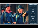 The Horse Soldiers with John Wayne and william Holden from 1959 JOHN FORD CLASSIC WESTERN MOVIE!