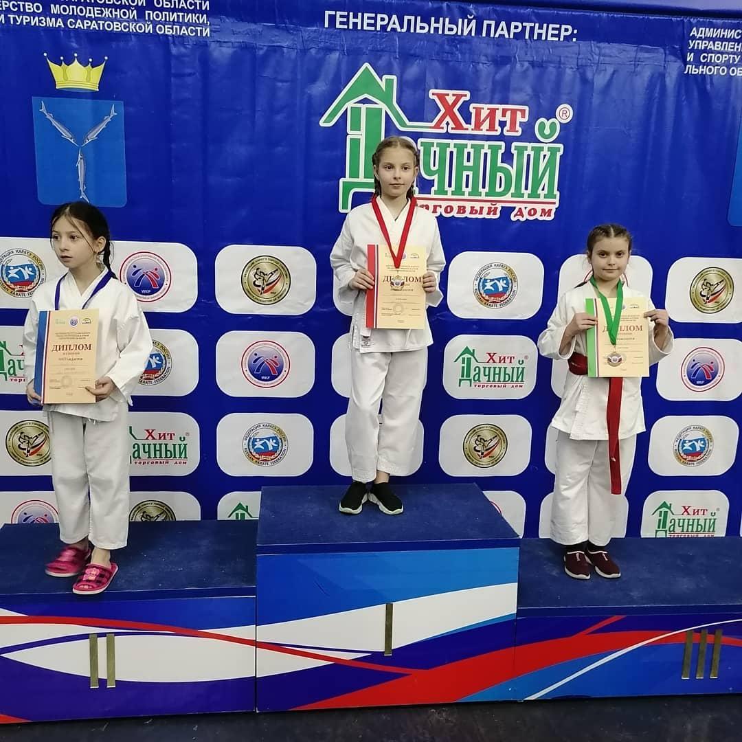 Петровские каратисты завоевали 16 медалей на областном турнире