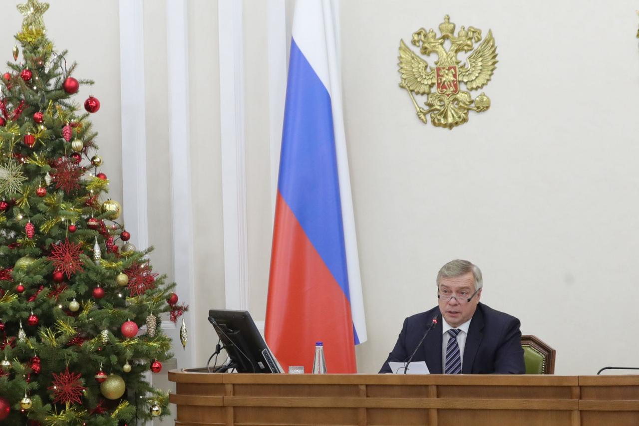 В Ростовской области уточнили ограничения на период новогодних праздников