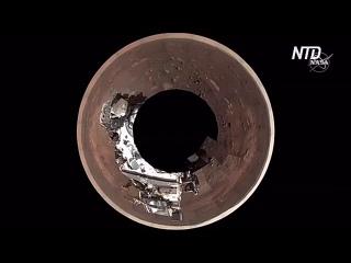 «Настойчивость» отправила на Землю панораму Марса с высоким разрешением.mp4