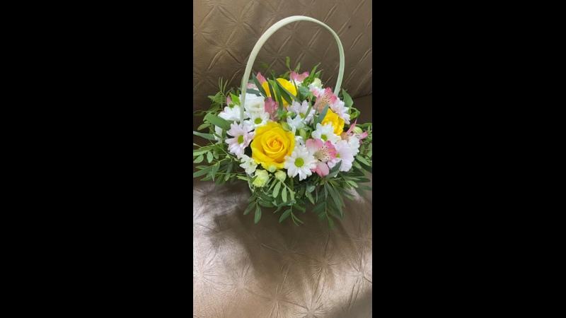 Видео от Доставка цветов Пермь