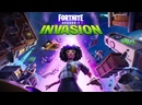 Fortnite – Глава 2 Сезон 7 Вторжение – Сюжетный трейлер