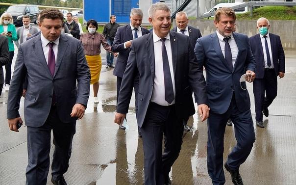 Губернатор Брянской области Богомаз отказался от м...
