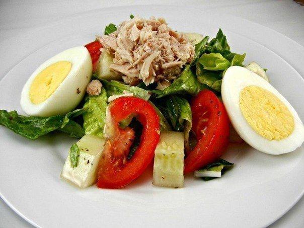 6 рецептов фитнес ужина!