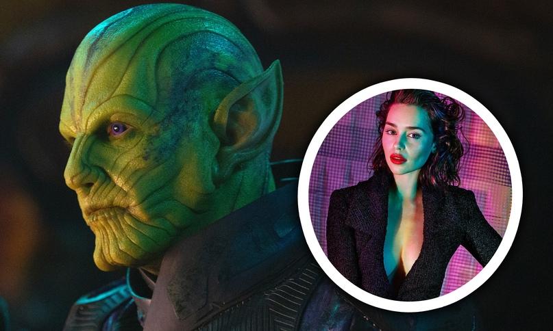 Эмилия Кларк готовит вторжение в киновселенную Marvel.