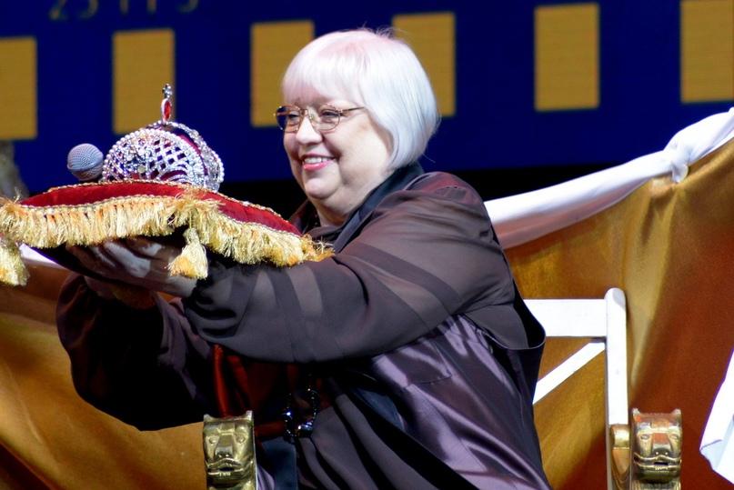 Президент фестиваля «Виват кино России!» Светлана Крючкова