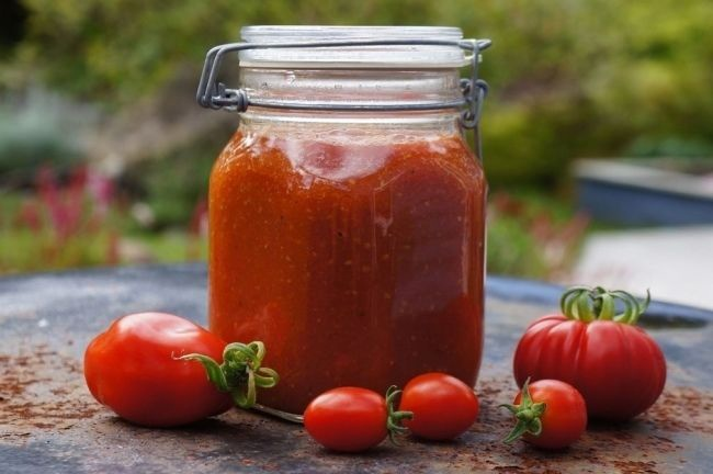 Домашний кетчуп-жиросжигатель по старинному рецепту!