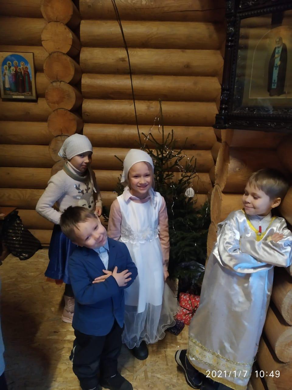 Рождество в Кобралово.