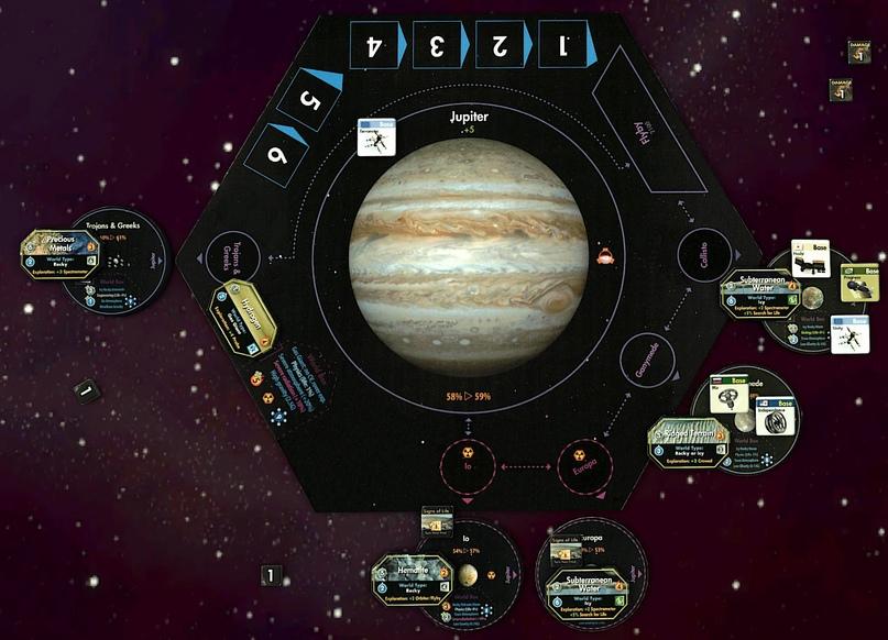 Юпитер оказался самой заселённой частью солнечной системы