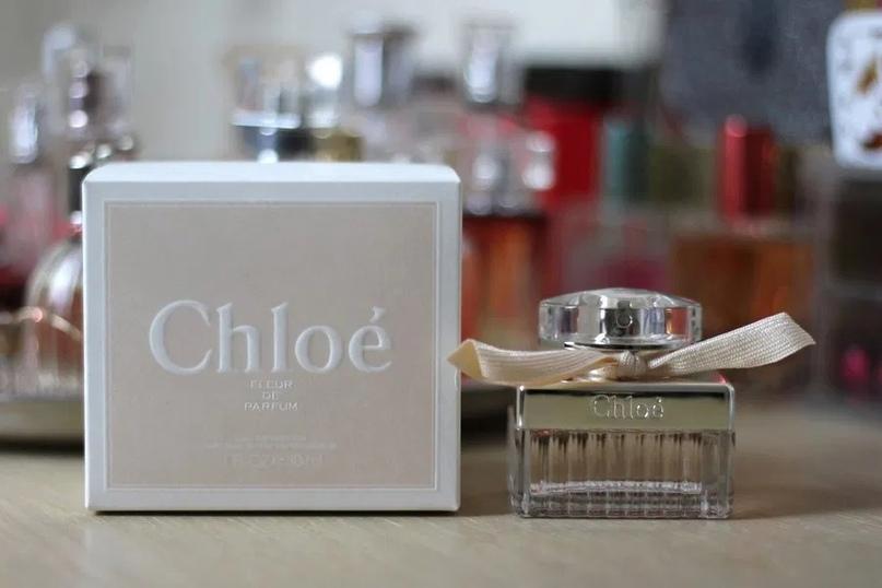 Chloe Fleur De Parfum 75 ml. 1690 руб