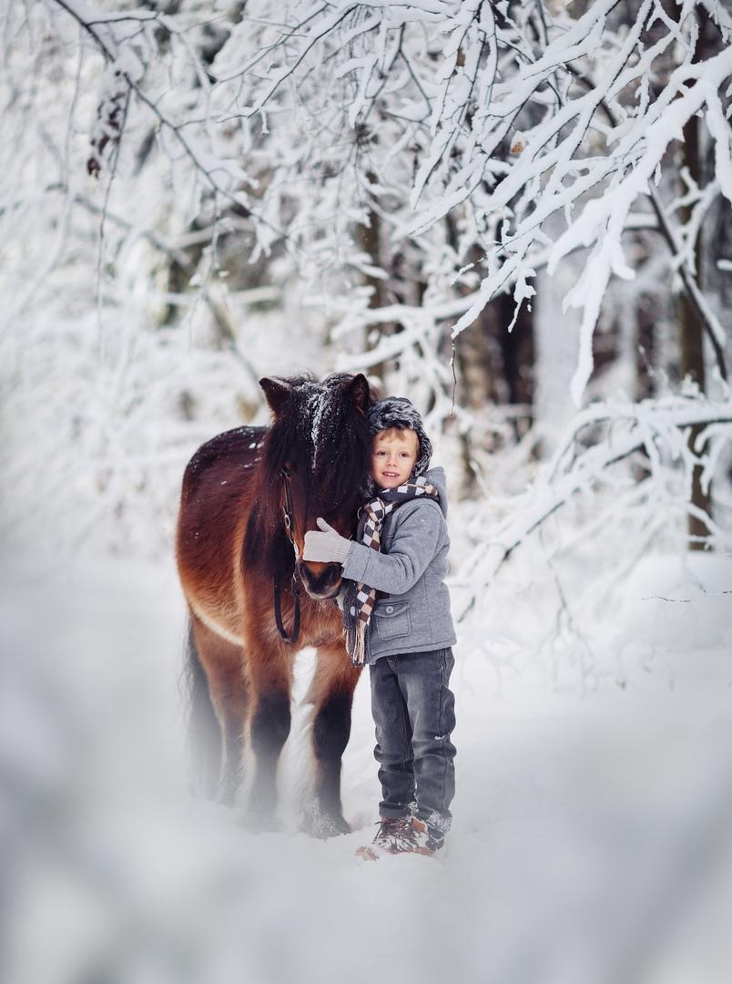 Афиша Pony for Christmas /Нижний Новгород