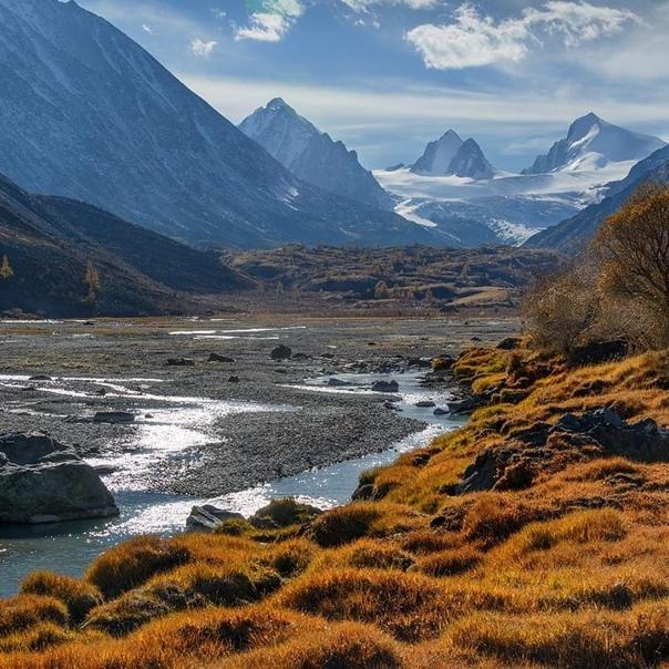 Красоты гор АлтаяФото: Светлана Казина...