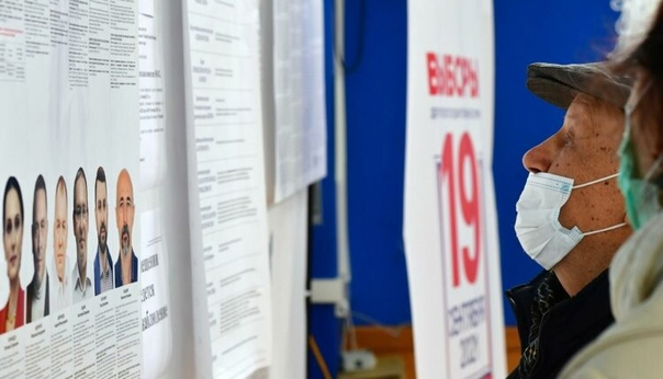 Центризбирком подсчитал 100% протоколов на выборах...