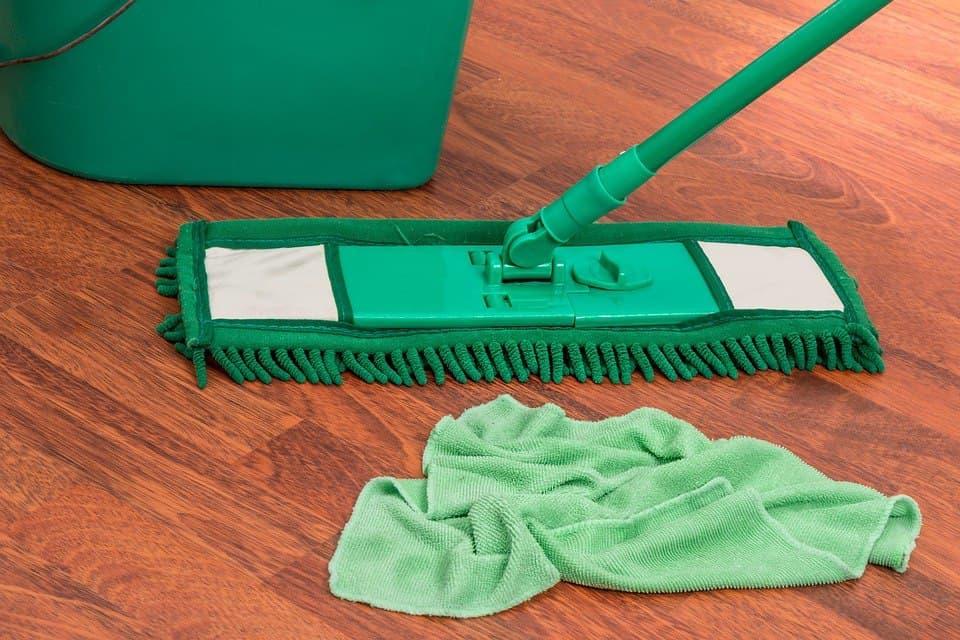 Уборка. Фото: pixabay