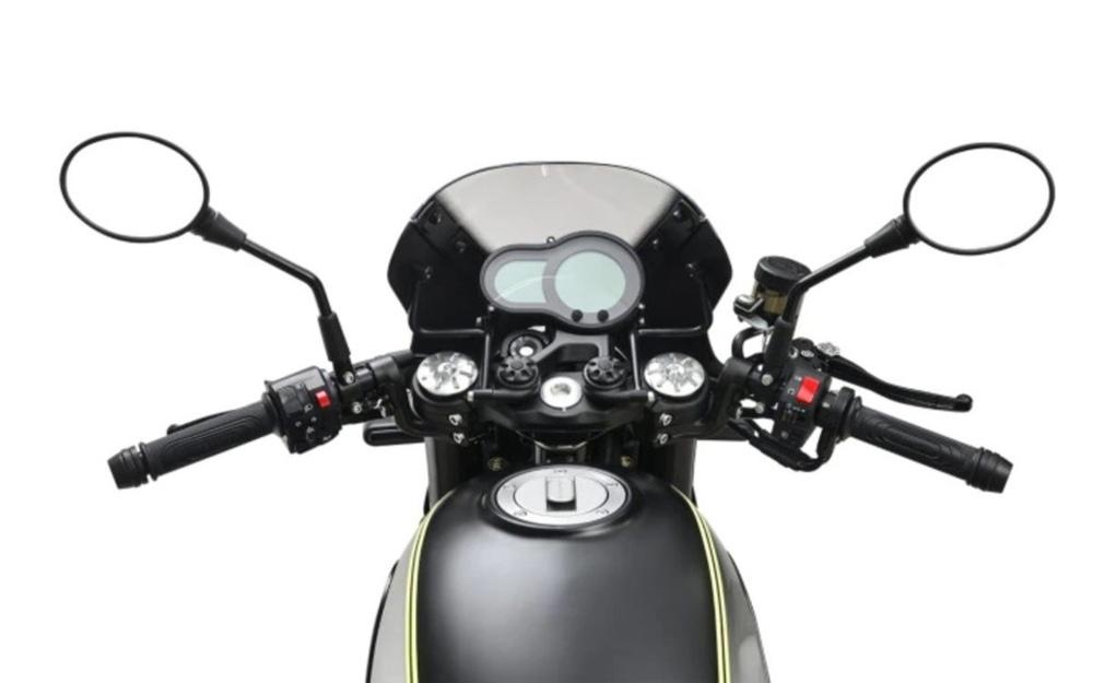 Мотоцикл Benelli Leoncino 500 Sport 2021