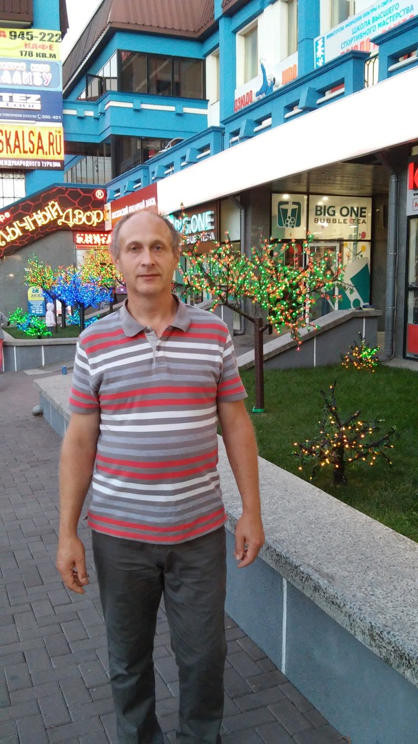 Виктор Русанов, Тула - фото №1