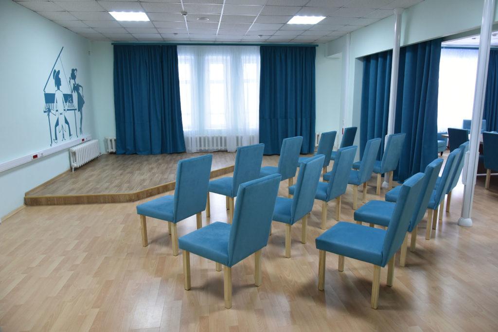 В Звенигове открыли уникальный комплекс по предоставлению социальных услуг