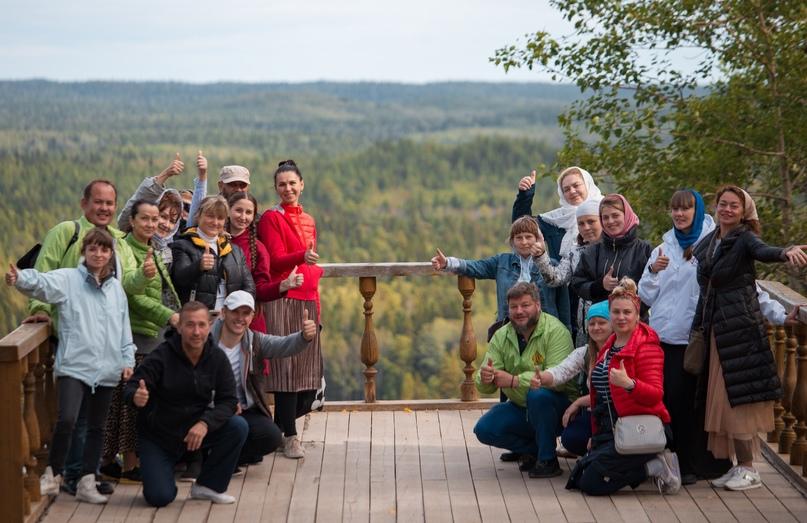 Православные добровольцы совместно с волонтерами кинокомпании «Союз Маринс Групп» совершили паломнический тур на Соловки, изображение №3