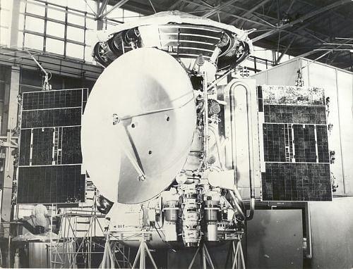 50 лет назад, 19 мая 1971 года, с космодрома Байконур была запущена автоматическая межпланетная станция (АМС) «Марс‑2»