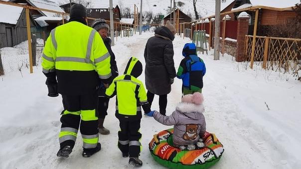 Самарской области пообещали ледниковый периодЛютая...