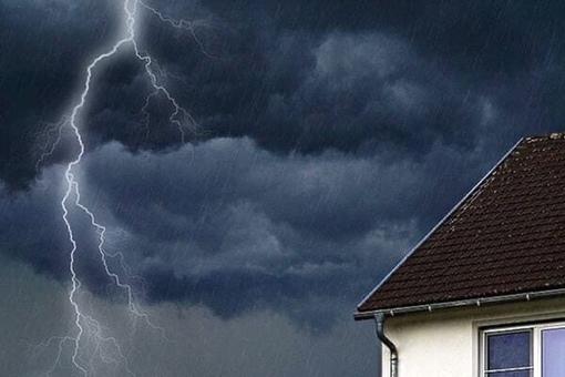 МЧС предупреждает о грозах и сильном ветреВ