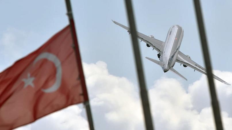 Россия прекратила регулярное и чартерное авиасообщение с Турцией!
