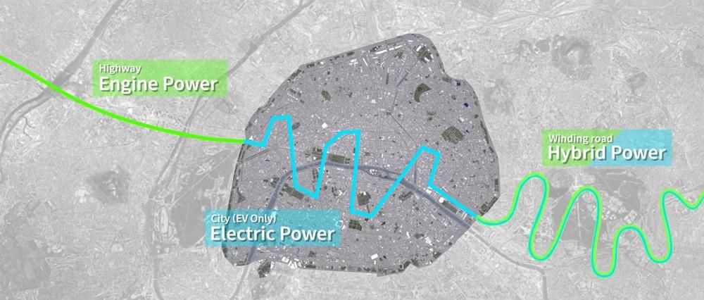 Тизер гибридного привода Kawasaki для мотоциклов (видео)