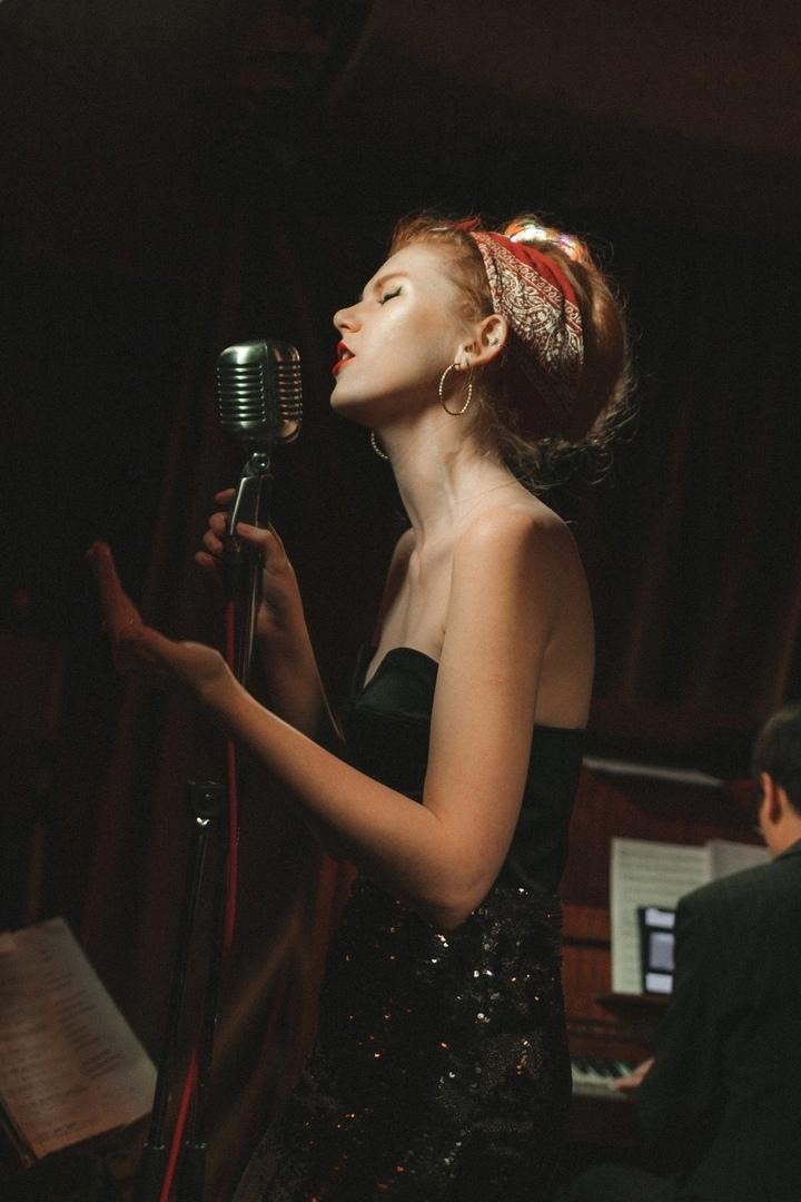 10.09 Alisia Fitcher & her quintet в клубе Ever Jazz!