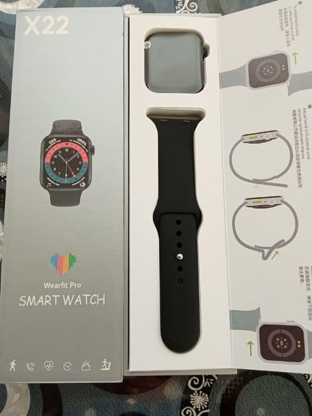 Smart Watch X22 2100 Smart watch DZ09 1000 AirPods...