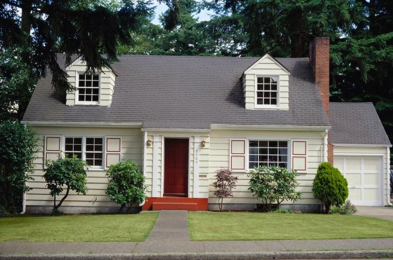 О домах в стиле Кейп-Код, изображение №5